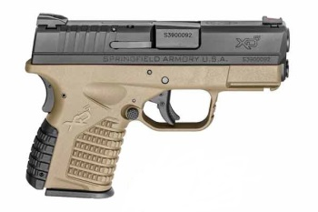 Springfield Armory XDS 9MM, 3.3