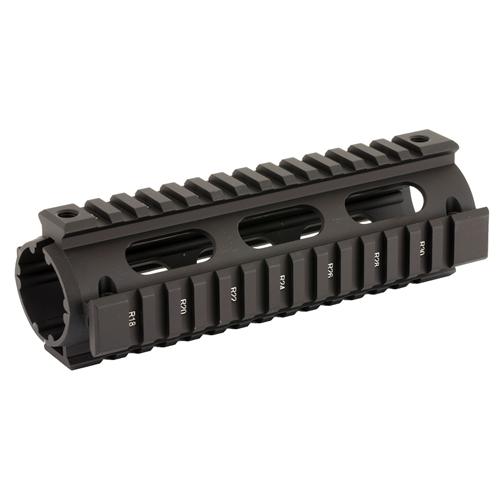 UTG Carbine Length Drop-in Quad Rail